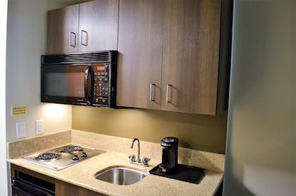 In-Room Kitchenette | Best Western West Towne Suites