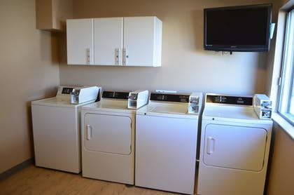 Laundry Room | Best Western West Towne Suites