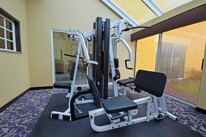 Fitness Facility | Best Western Resort Hotel & Conference Center