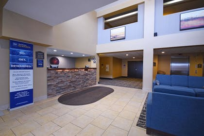 Lobby | Best Western Resort Hotel & Conference Center