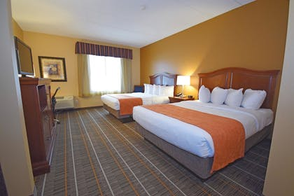 Guestroom | Best Western Resort Hotel & Conference Center
