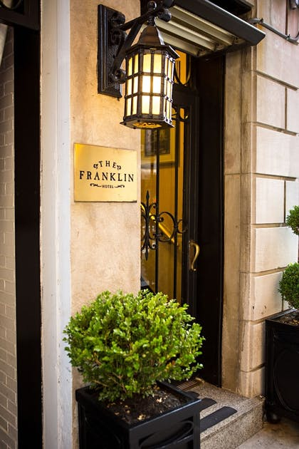 Featured Image | The Franklin Hotel