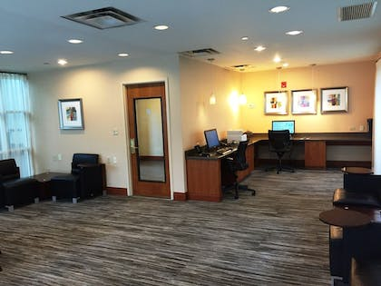 Business Center | Embassy Suites by Hilton Parsippany