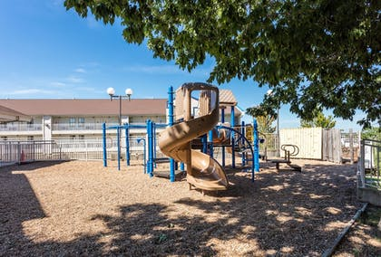 Childrens Play Area - Outdoor | Angel Inn by the Strip