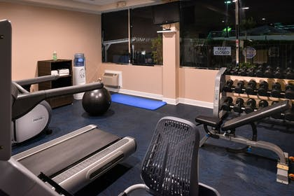 Gym | Holiday Inn Express Hotel and Suites Pasadena-Colorado Blvd