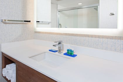 In-Room Amenity | Holiday Inn Express Hotel and Suites Pasadena-Colorado Blvd