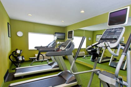 Sports Facility | Fairfield Inn & Suites Joliet North/Plainfield