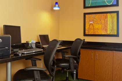 Business Center | Fairfield Inn & Suites Joliet North/Plainfield