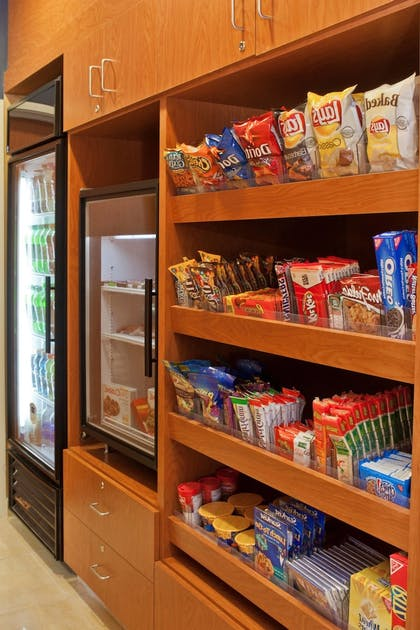 Snack Bar | Fairfield Inn & Suites Joliet North/Plainfield