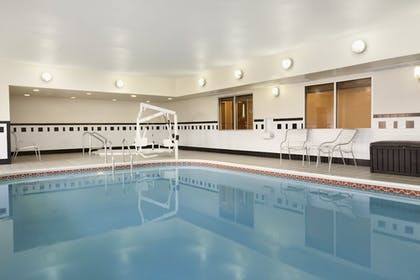 Pool | Fairfield Inn & Suites Joliet North/Plainfield