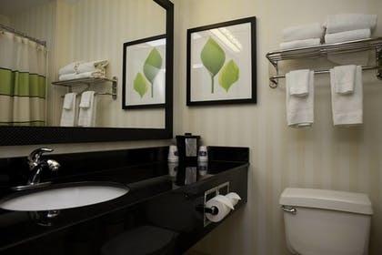Guestroom | Fairfield Inn & Suites Joliet North/Plainfield