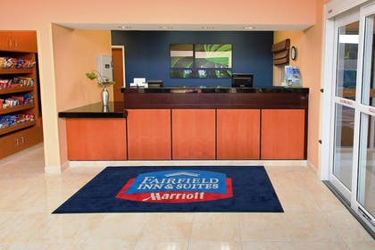 Lobby | Fairfield Inn & Suites Joliet North/Plainfield