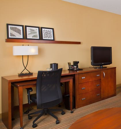 In-Room Amenity | Courtyard by Marriott Nashville Airport