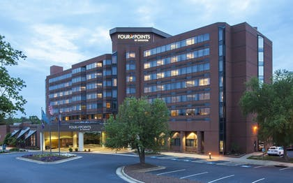 Featured Image | Four Points by Sheraton Richmond