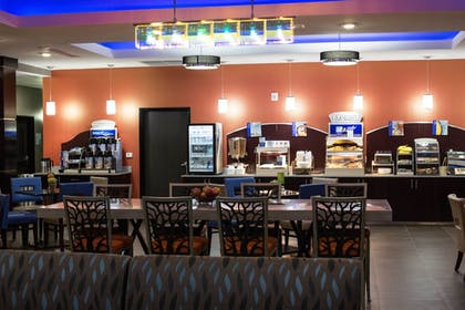 Restaurant | Holiday Inn Express & Suites Oklahoma City Southeast I-35