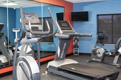 Fitness Facility | Holiday Inn Express & Suites Oklahoma City Southeast I-35