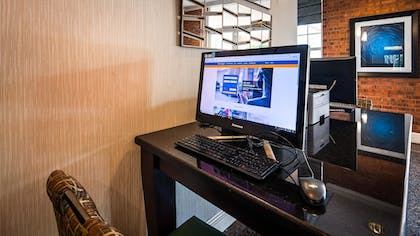 Business Center | Best Western Raleigh North-downtown