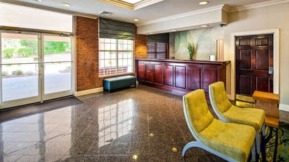 Lobby | Best Western Raleigh North-downtown