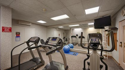 Fitness Facility | Best Western Plus Morristown Inn