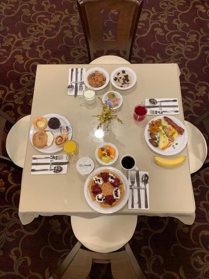 Breakfast Meal | Best Western Plus Morristown Inn
