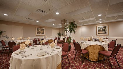 Ballroom | Best Western Plus Morristown Inn