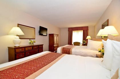 Guestroom | Best Western Plus Morristown Inn