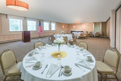 Reception Hall | Quality Inn & Suites Conference Center