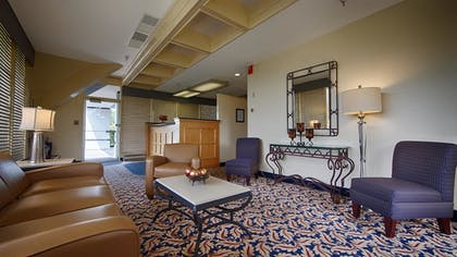 Reception | Best Western At Historic Concord