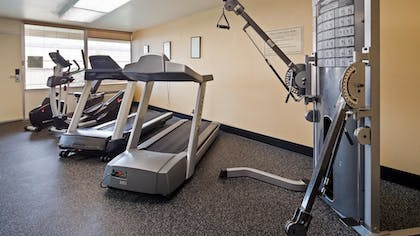 Fitness Facility | Best Western Culpeper Inn
