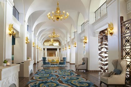 Lobby | The Vinoy Renaissance St. Petersburg Resort & Golf Club