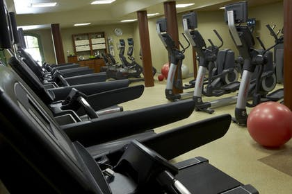Fitness Facility | The Vinoy Renaissance St. Petersburg Resort & Golf Club