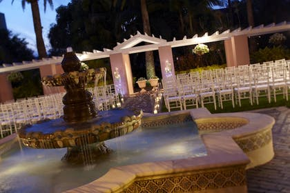 Outdoor Wedding Area | The Vinoy Renaissance St. Petersburg Resort & Golf Club