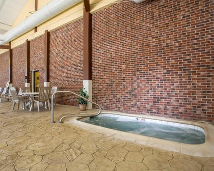 Pool | Clarion Inn & Suites at the Outlets of Lake George