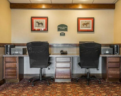 Business Center | Clarion Inn & Suites at the Outlets of Lake George