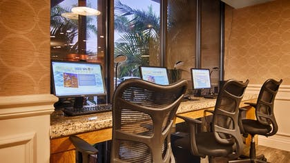 Business Center | Best Western Plus Siesta Key Gateway