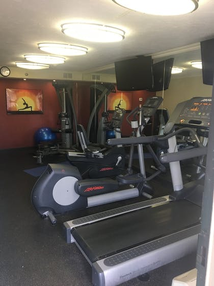 Gym | Best Western Plus Siesta Key Gateway