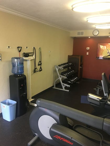 Fitness Facility | Best Western Plus Siesta Key Gateway