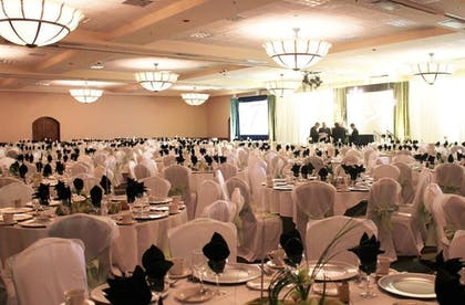Ballroom | The Riverside Hotel, BW Premier Collection