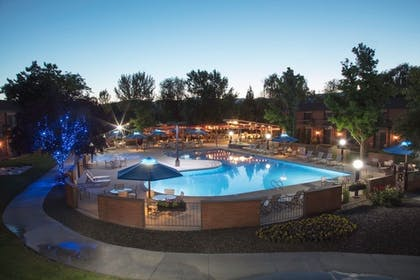 Outdoor Pool | The Riverside Hotel, BW Premier Collection
