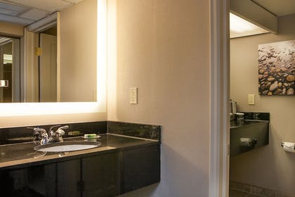 Bathroom | The Riverside Hotel, BW Premier Collection