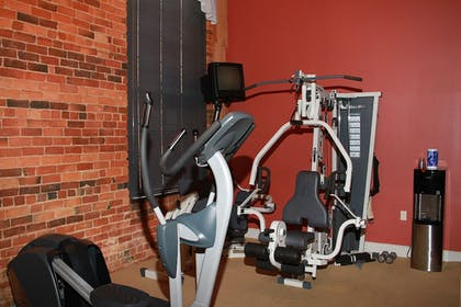 Fitness Facility | The Historic Brookstown Inn