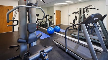 Sports Facility | Best Western Monticello