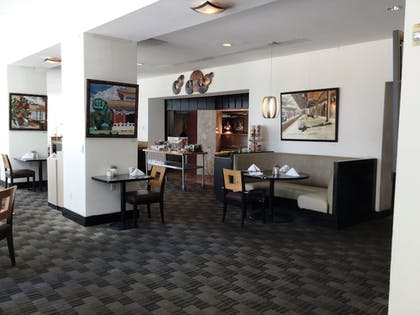 Restaurant | GALLERYone - a DoubleTree Suites by Hilton Hotel