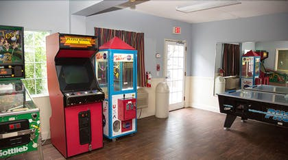 Game Room | Hotel Grand Victorian