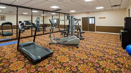 Fitness Facility | Best Western Airport