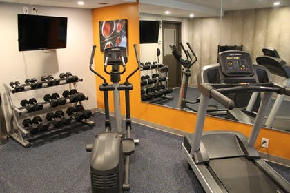 Fitness Facility | Best Western Bowling Green