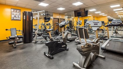 Fitness Facility | Best Western Plus Hacienda Hotel Old Town