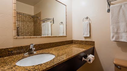 Bathroom | Best Western Plus Hacienda Hotel Old Town