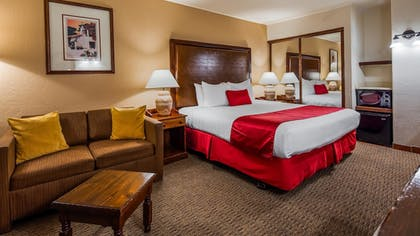 Guestroom | Best Western Plus Hacienda Hotel Old Town