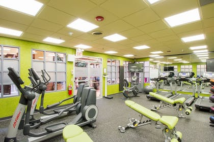 Fitness Facility | Holiday Inn Chicago North Shore